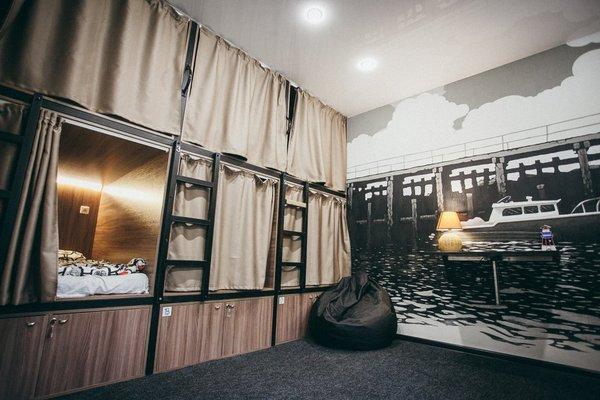 Капсульный отель «Якорный парк» - фото 15