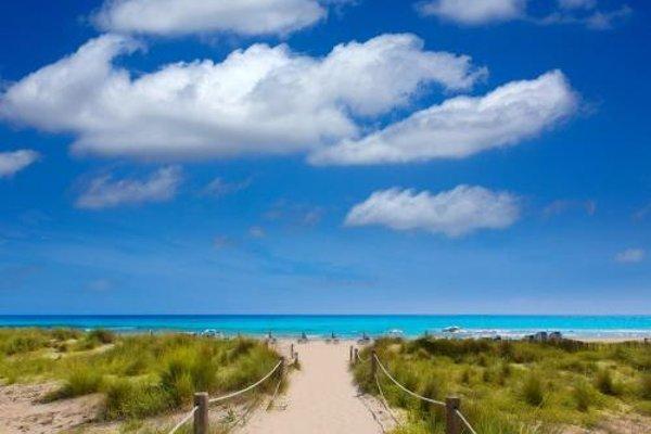 Apartamentos Playa Blanca - фото 21