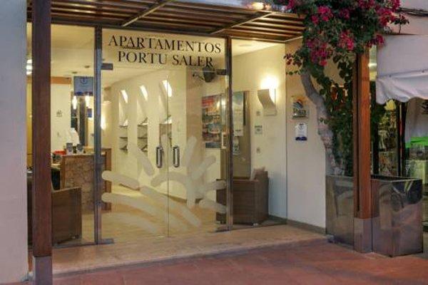 Apartamentos Portu Saler - 17