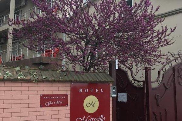 Отель «Марсель» - фото 21
