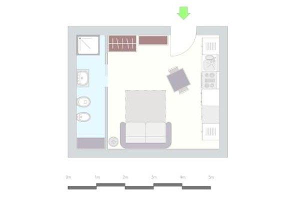 Italianway Apartments - Alessi - фото 19