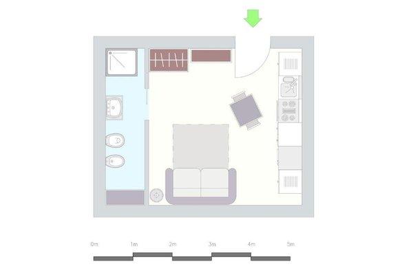 Italianway Apartments - Alessi - фото 6