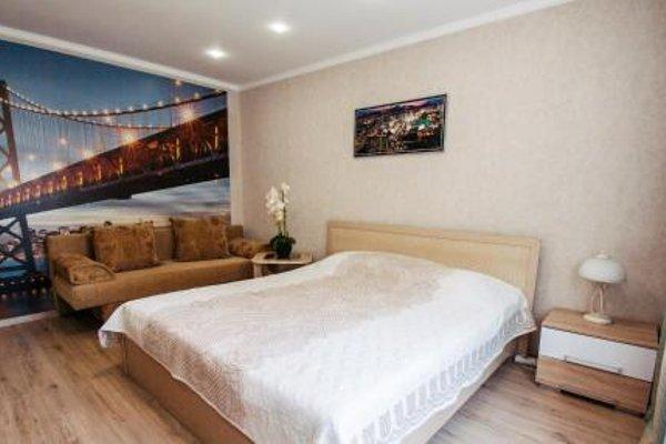 Apartments Oktyabr'skaya - фото 8