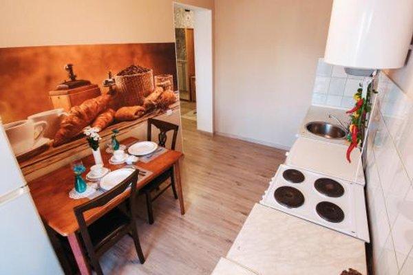 Apartments Oktyabr'skaya - фото 4