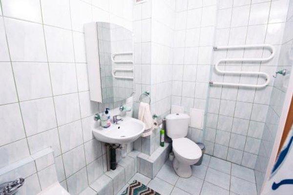 Apartments Oktyabr'skaya - фото 6