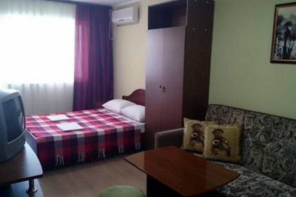 Отель Азовская Русалочка - фото 10