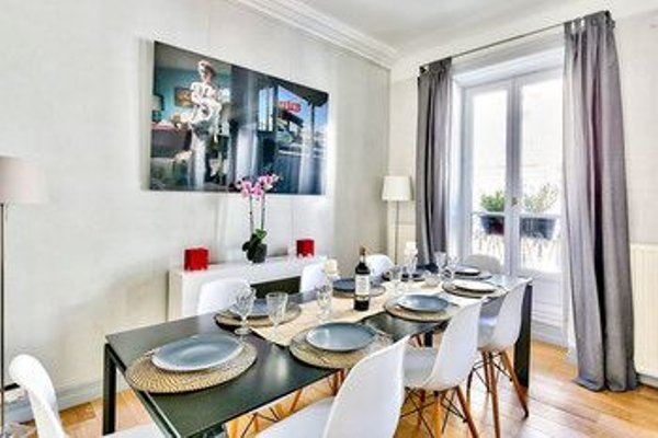 Luxury and Spacious Appartment in Saint Michel - 7