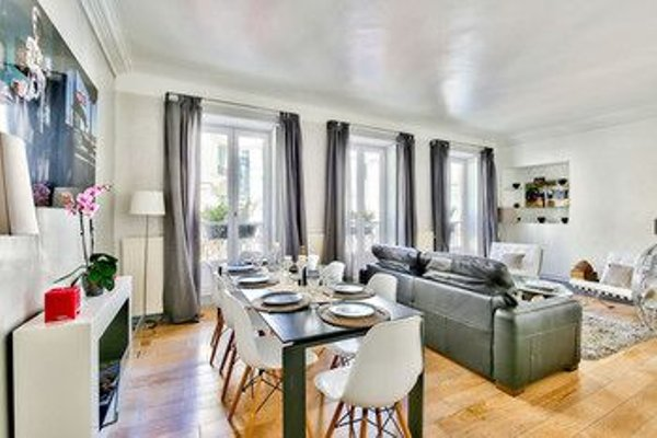 Luxury and Spacious Appartment in Saint Michel - 9