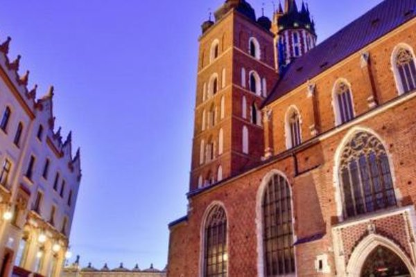 Krakow INN Hostel - Main Station - фото 23