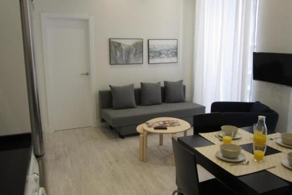 Livemalaga Santa Maria Apartments - фото 10