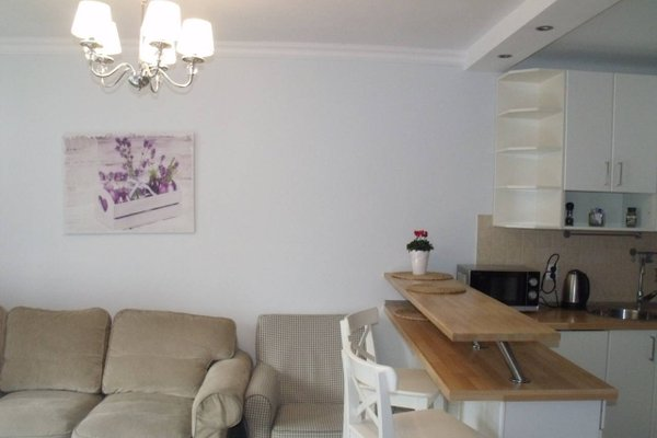 Coser Apartament na Zelaznej - фото 13