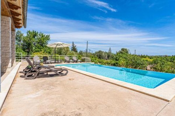 Holiday Home Puerto de Alcudia with Fireplace I - фото 13