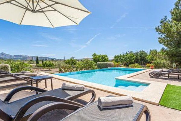 Holiday Home Puerto de Alcudia with Fireplace I - фото 14