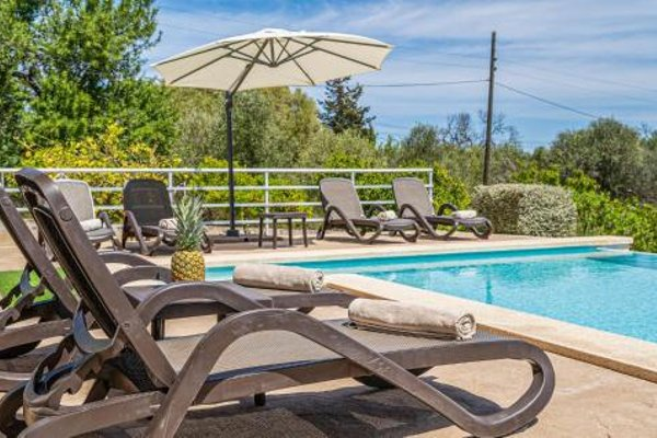 Holiday Home Puerto de Alcudia with Fireplace I - фото 16