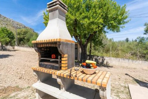 Holiday Home Puerto de Alcudia with Fireplace I - фото 7