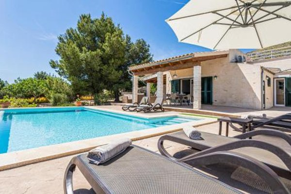Holiday Home Puerto de Alcudia with Fireplace I - фото 8