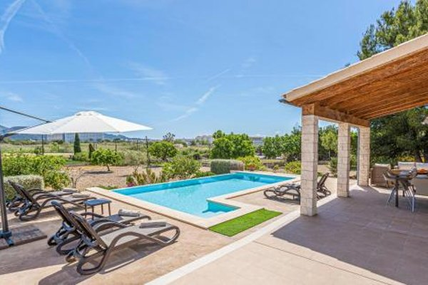 Holiday Home Puerto de Alcudia with Fireplace I - фото 9