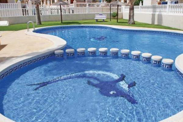 Holiday Home Cano Roig; Orihuela with Fireplace I - фото 4