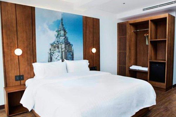 Ikonik Hotel Puebla - фото 50