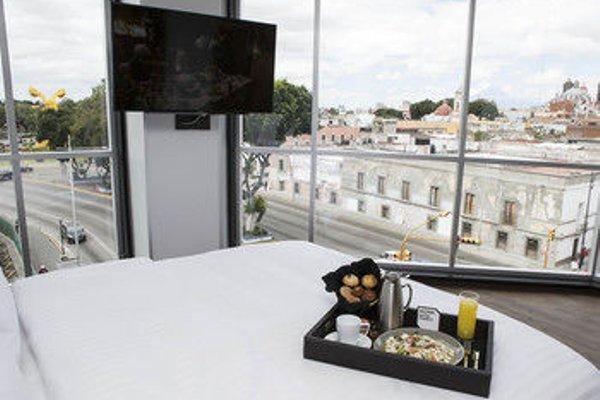 Ikonik Hotel Puebla - фото 14