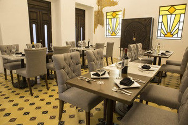 Ikonik Hotel Puebla - фото 15