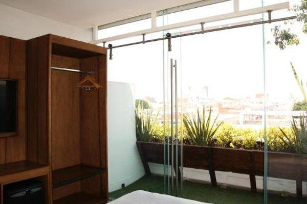 Ikonik Hotel Puebla - фото 17