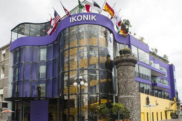 Ikonik Hotel Puebla - фото 23