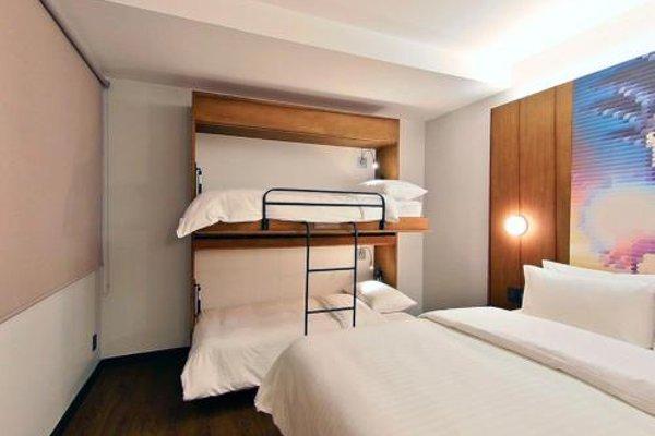 Ikonik Hotel Puebla - фото 4