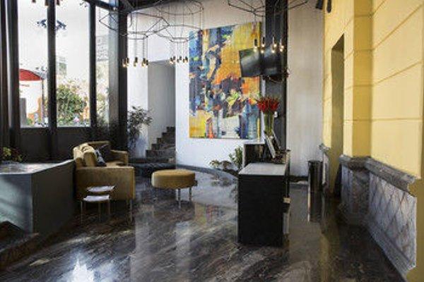 Ikonik Hotel Puebla - фото 6