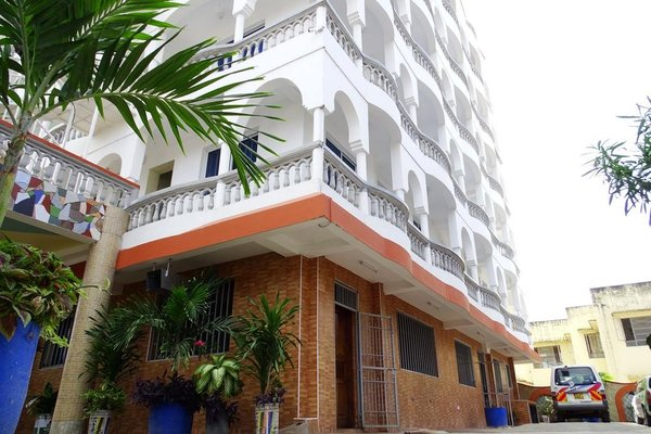 White Rhino Hotel Mombasa - фото 35