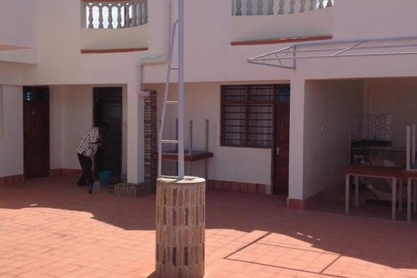 White Rhino Hotel Mombasa - фото 16