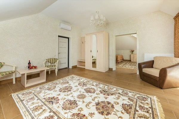 Отель «Вилладжио» - фото 14