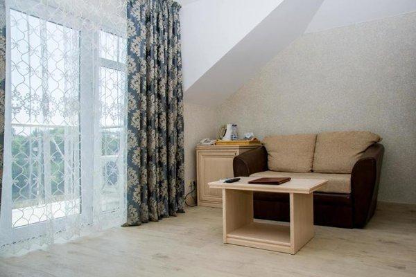 Отель «Вилладжио» - фото 4