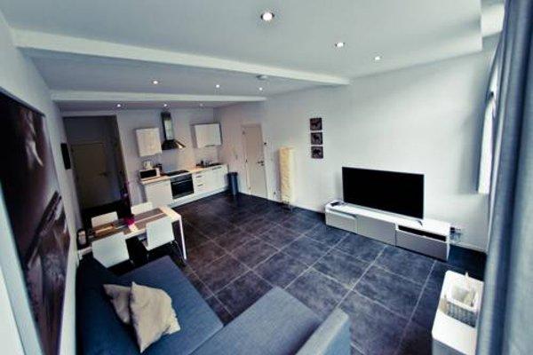 Appartement Peket Liege Centre - фото 29