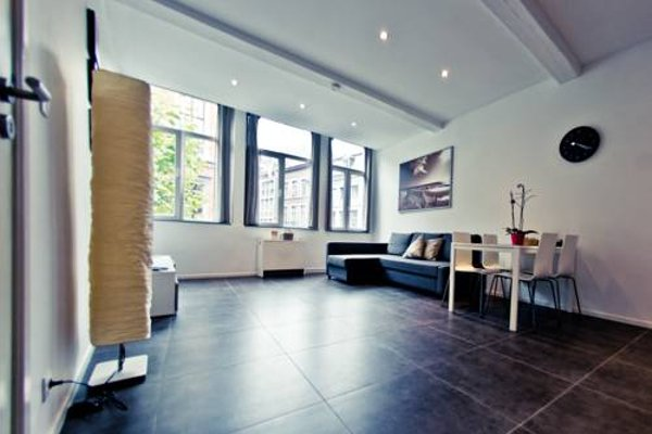 Appartement Peket Liege Centre - фото 17
