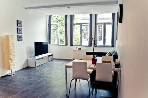 Appartement Peket Liege Centre - фото 5