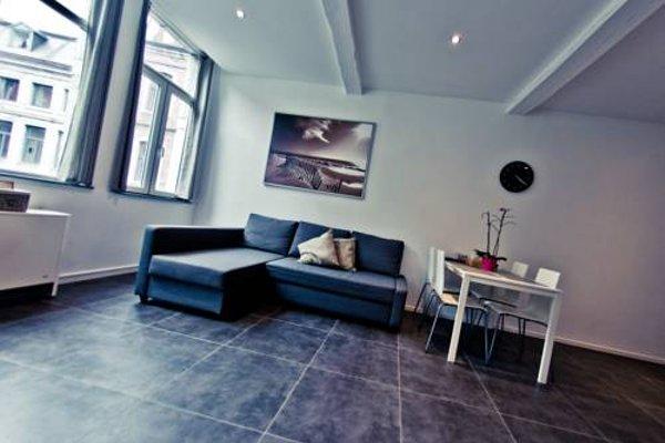 Appartement Peket Liege Centre - фото 6