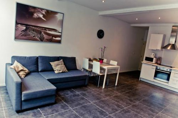 Appartement Peket Liege Centre - фото 7