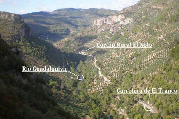 Alojamiento Rural el Nolo - фото 14