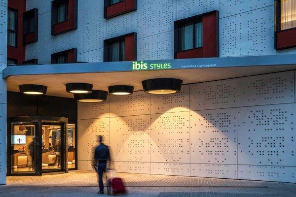 ibis Styles Barcelona City Bogatell - фото 22