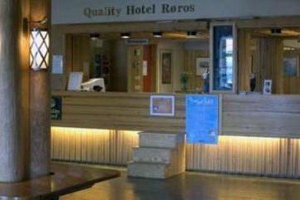 QUALITY HOTEL & RESORT ROROS - фото 3