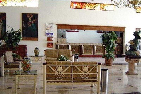 Hotel Real de Minas San Luis Potosi - 10