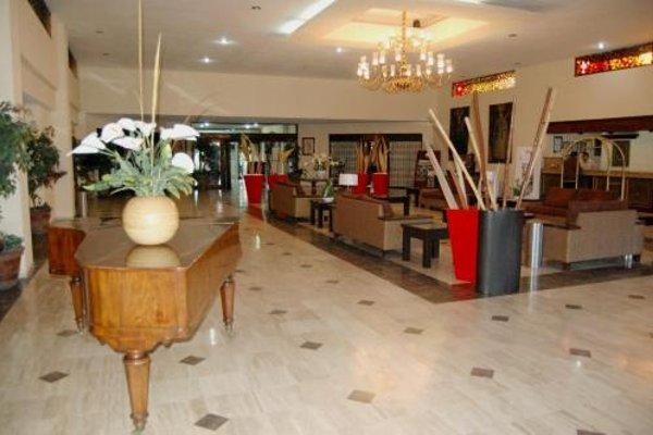 Hotel Real de Minas San Luis Potosi - 13