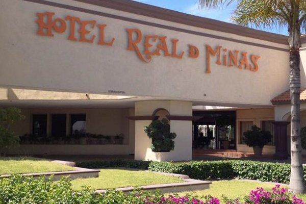 Hotel Real de Minas San Luis Potosi - 16