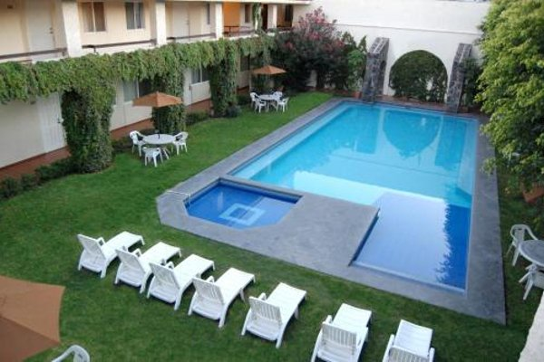Hotel Real de Minas San Luis Potosi - 20