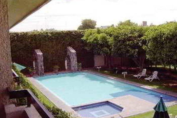 Hotel Real de Minas San Luis Potosi - 21