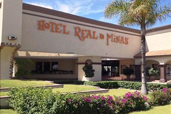 Hotel Real de Minas San Luis Potosi - 22