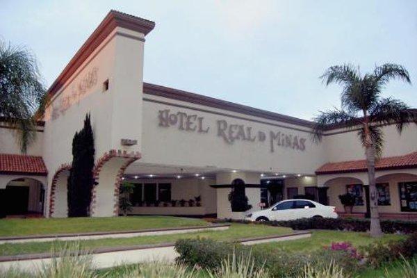 Hotel Real de Minas San Luis Potosi - 23