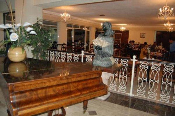 Hotel Real de Minas San Luis Potosi - 5