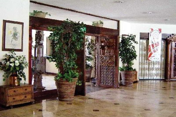 Hotel Real de Minas San Luis Potosi - 9